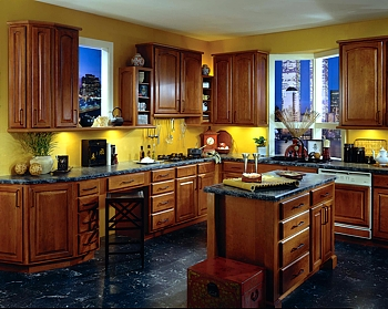 Gold Star Cabinets And Marble